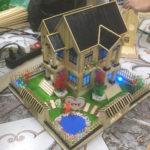 Nhà Tăm N-2G màu đen